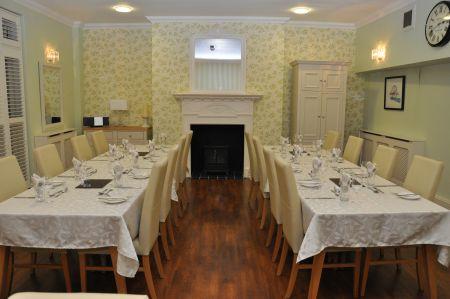 Number 63 ( Soroptimist ) Ltd Dining Room