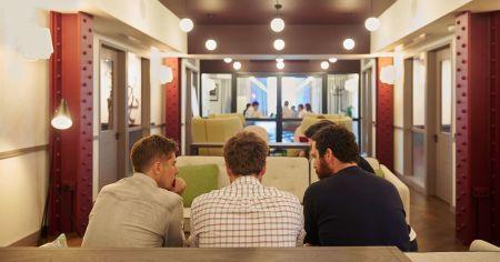 Unique Creative Meeting Room