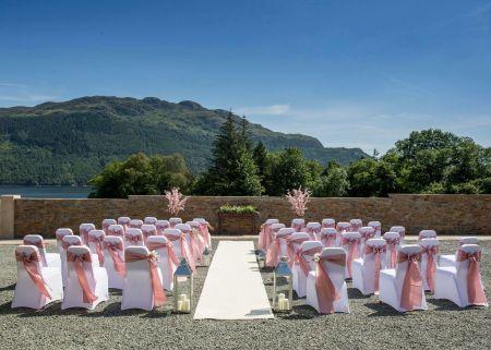 Intimate Weddings Weddings in the courtyard