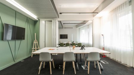 'Light & Breezy' Co-working space
