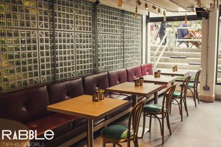 Rabble  Bottle Room - up to 30pax seated dinner