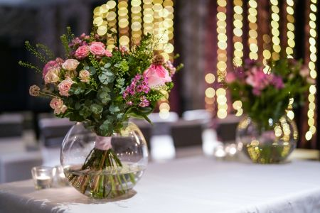 That Special Moment  - Mal Three Table Decorations