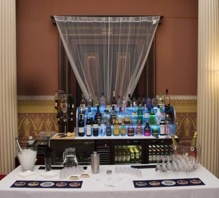 Georgian Town House Function Room Full bar service
