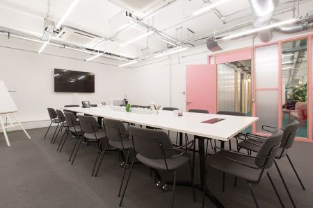 Creative & Trendy Conference Room