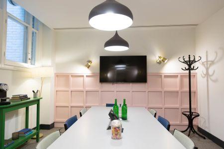 Funky & Fun Group Meeting Room