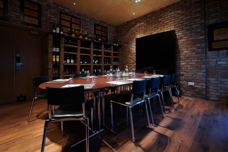 The Wine Room - Master Space Meeting Space