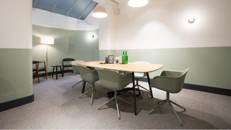 'Mint' - Meeting Room