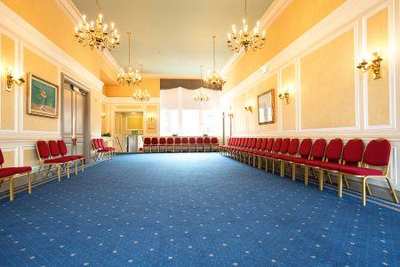 Wellcome West - Boardroom/Reception
