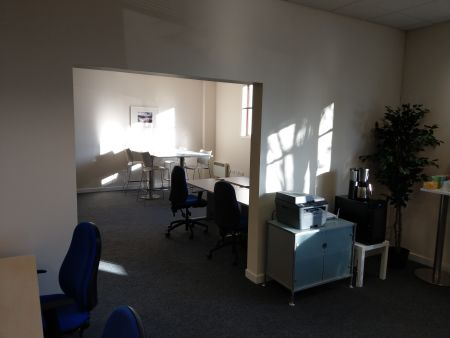 Coworking & Hot Desking Services