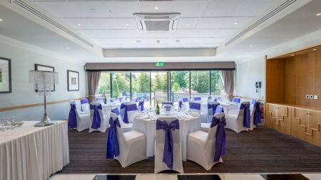 Large Function Suite Wedding Reception