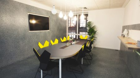 Unique and Modern meeting room