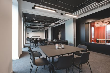 Off-site Meeting/Training Space