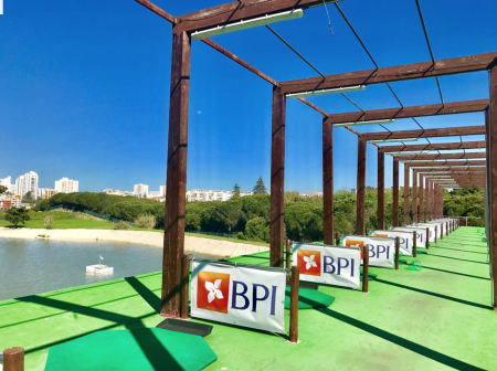 Luxury 2-tier driving range, Lisbon