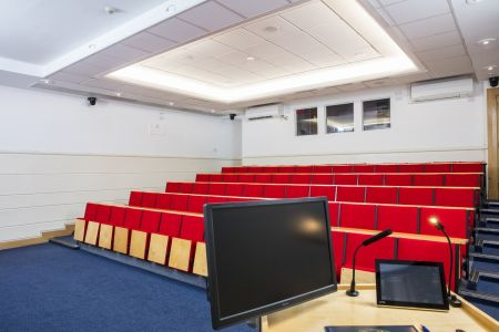 The Peter Lowe- Lecture Theatre