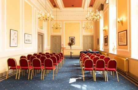 Wellcome East - Boardroom/Reception
