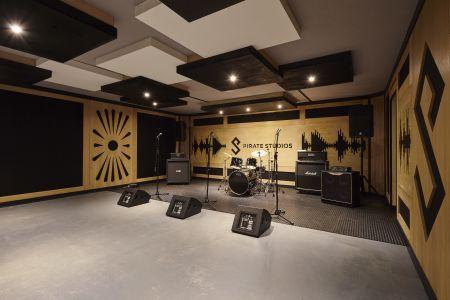 Versatile & Modern Rehearsal Space