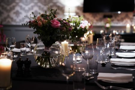 That Special Moment  - Mal Three Private Dining