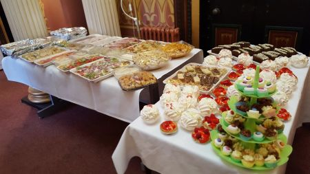 Georgian Town House Function Room Catering
