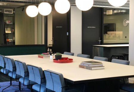 Soho Creative Conference Room
