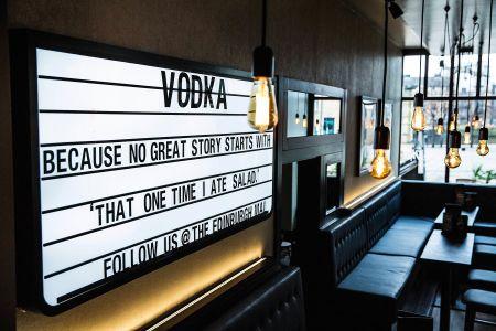 Laid Back Urban Lounge Bar