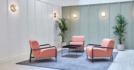 Colourful Interview/Meeting Room