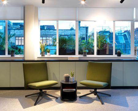 Intimate Meeting Space in Soho