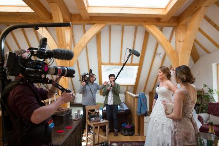 Intimate Weddings Filming and Photoshoot location