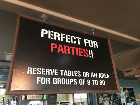 Reserve Table in Live Music Bar