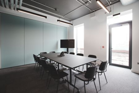 Conference meeting room