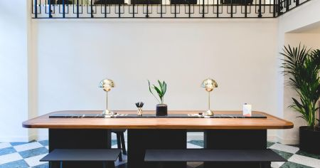 Meeting Room with Useful Amenities