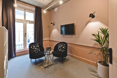 Trendy Private Discussion Space