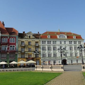 "Sightseeing of Timisoara : the ""Little Vienna"" of Romania"