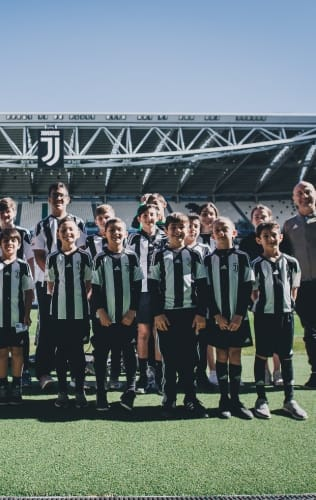 JUVENTUS TRAINING EXPERIENCE (U7-U18 BOYS & GIRLS)