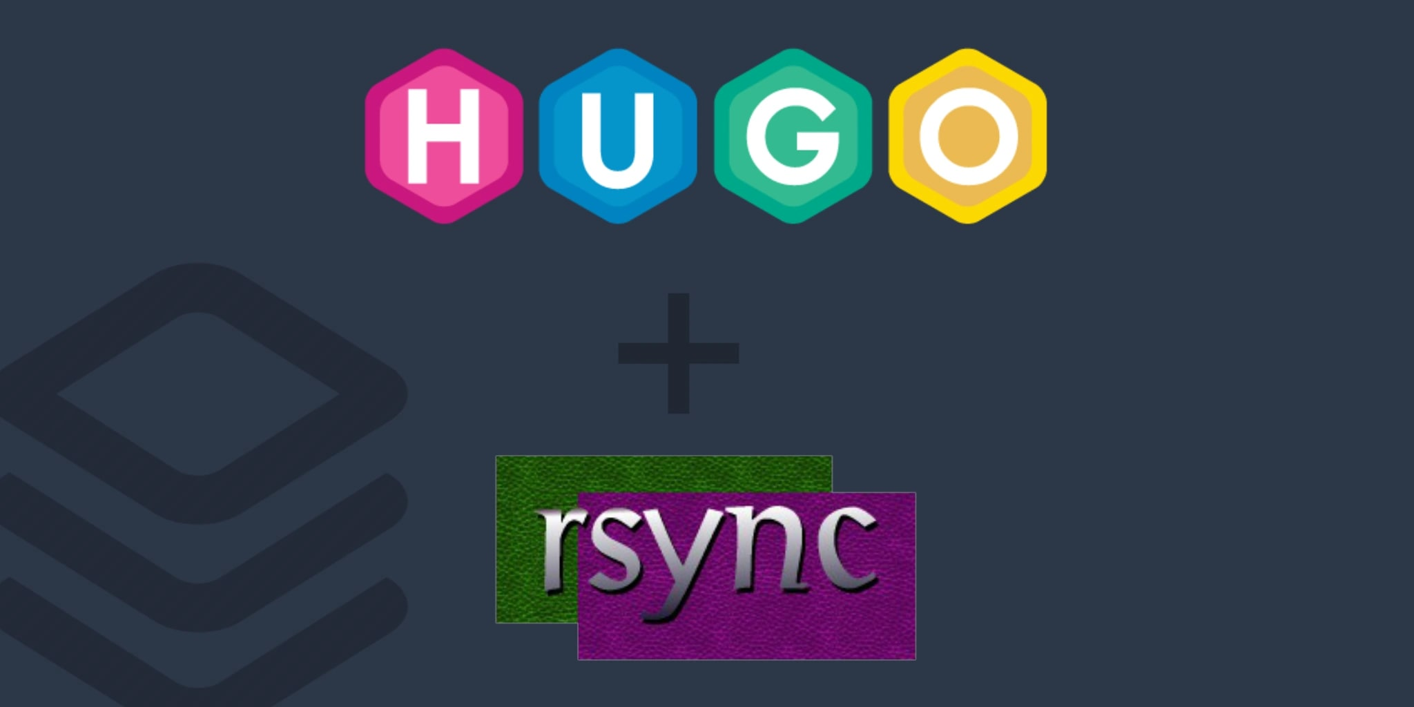 Hugo Deploy with Rsync (Optimized Settings)