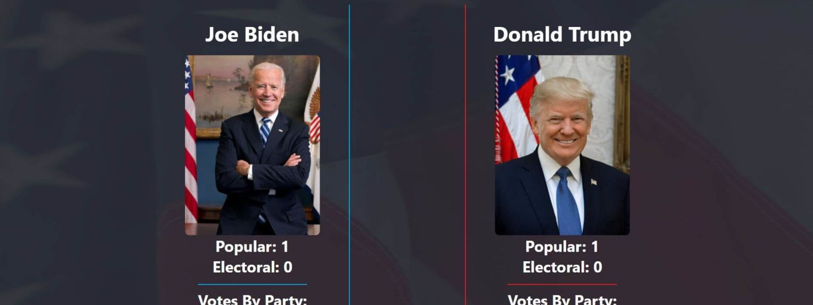 Mock Vote