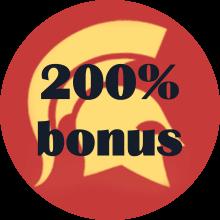 Bronze Casino bonus -tarjous