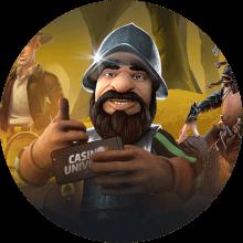 Casino Universe bonus -tarjous