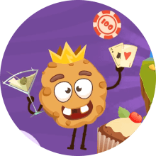 Cookie Kasino bonus -tarjous