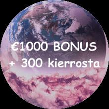 Genesis Casino bonus -tarjous