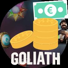 Goliath Casino bonus -tarjous