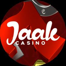 Jaak Casino bonus -tarjous