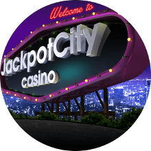 Jackpot City bonus -tarjous