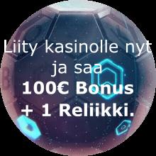 Kaboo bonus -tarjous