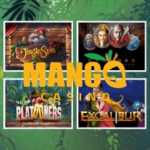 Mango Casino bonus -tarjous