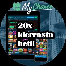 My Chance Casino bonus -tarjous