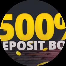 React Casino bonus -tarjous