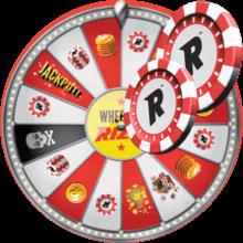 Rizk Casino bonus -tarjous
