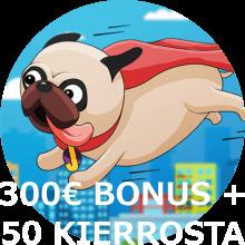 SlotJerry bonus -tarjous