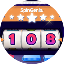 Spin Genie Kasino bonus -tarjous