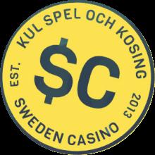 SwedenCasino bonus -tarjous